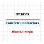Pro Concrete Contractors Atlanta Logo