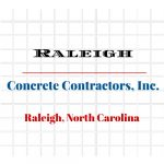Raleigh Concrete Contractors Inc logo